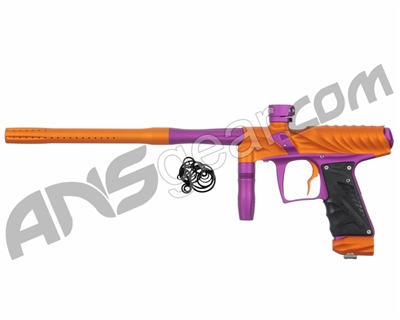 Bob Long Insight NG Paintball Gun - Dust Orange/Dust Purple