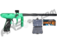 Bob Long Insight NG w/ Victus Body & Reflex Engine Paintball Gun - Green/Black