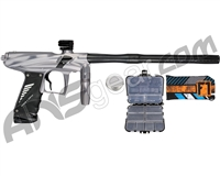 Bob Long Insight NG w/ Victus Body & Reflex Engine Paintball Gun - Titanium/Black