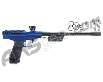"Bob Long ""MVP"" Marq Victory Pump Paintball Gun - Blue w/ Black"