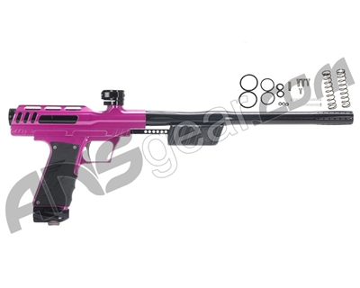 "Bob Long ""MVP"" Marq Victory Pump Paintball Gun - Hot Pink w/ Black"