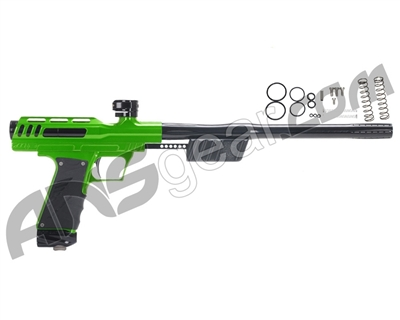 "Bob Long ""MVP"" Marq Victory Pump Paintball Gun - Lime w/ Black"
