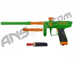 Bob Long Marq Victory Ripper w/ V-COM Engine - Lime/Orange