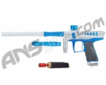 Bob Long Marq Victory Ripper w/ V-COM Engine - Titanium/Blue