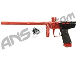 Bob Long 2011 Victory V2 T-Rex Paintball Gun w/ V-COM Engine - L.E. Black/Red Fade