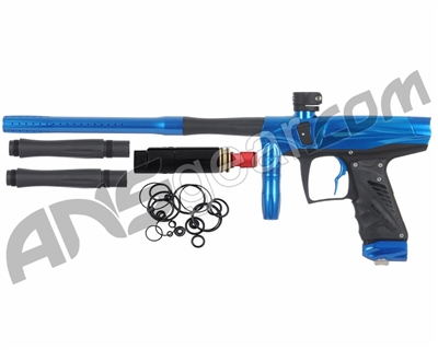 Bob Long VIS Paintball Gun - Blue/Dust Black