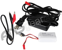 Boost Rechargeable Battery & Charger For Halo B Loaders - 8v 1400 MAH Li-Ion