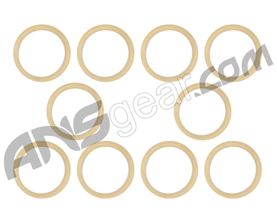 Brass Eagle 10 Pack CO2 Tank Orings - Urethane