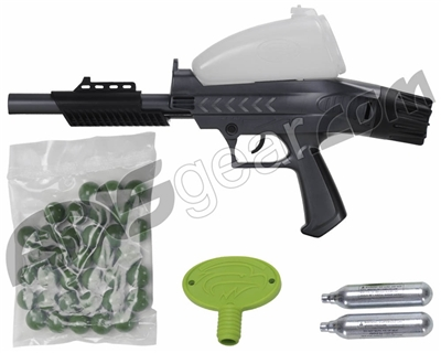 Brass Eagle Raptor Pump Paintball Gun Startup Kit