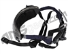 Bravo Airsoft Quick Adjustment Helmet Strap Kit - Black