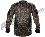 BT Combat Paintball Jersey - Woodland Digi Camo