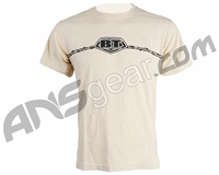 BT Paintball Barbed Wire Men's T-Shirt - Tan