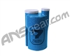 Paintball Caddy 1000 Round Loader - Blue Granite