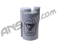 Paintball Caddy 1000 Round Loader - Grey Granite Light