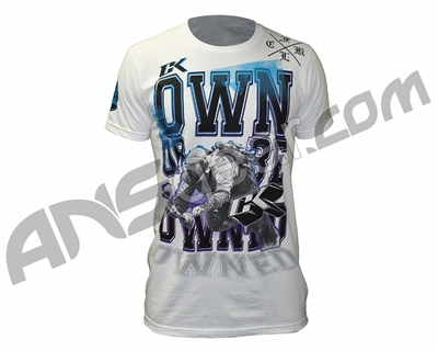 Contract Killer Owned PB T-Shirt - White