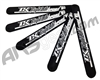 Contract Killer Slap Wristband - Black/White