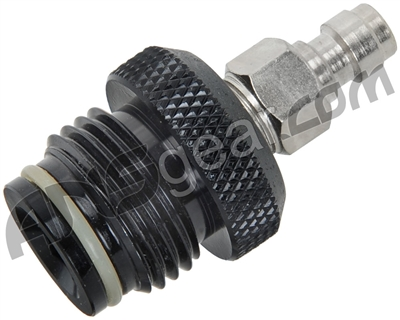 Paintball Remote Replacement Reducer - Black