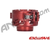 Custom Products CP Mini/Axe No-Rise Clamping Feed Neck - Dust Red