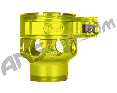 Custom Products CP Empire Axe Clamping Feed Neck - Yellow