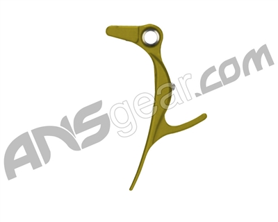 Custom Products CP 2006 Ego Rake Trigger - Dust Yellow