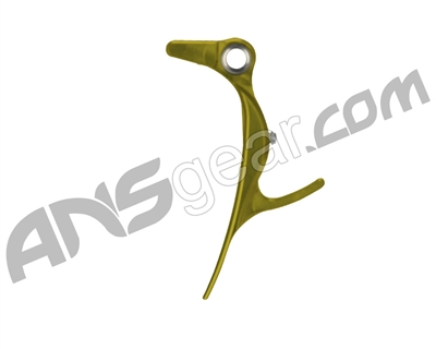 Custom Products CP 2006 Ego Rake Trigger - Yellow
