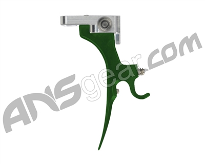 Custom Products CP 2007 Ego Rake Trigger - Green