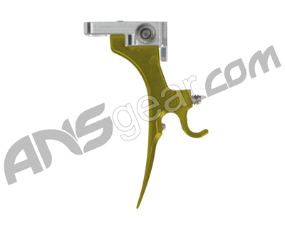 Custom Products CP 2007 Ego Rake Trigger - Yellow