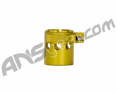 Custom Products CP Autococker Clamping Feed Neck - Dust Yellow