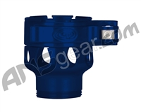Custom Products CP Dye DM6, DM7, DM8 Clamping Feed Neck - Blue