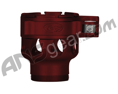 Custom Products CP Dye DM6, DM7, DM8 Clamping Feed Neck - Dust Red