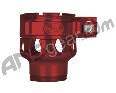 Custom Products CP Dye DM6, DM7, DM8 Clamping Feed Neck - Red
