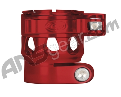 Custom Products CP Etek 3 Clamping Feed Neck - Red