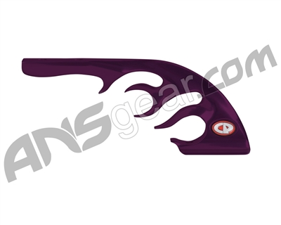 Custom Products Flame Drop Forward - Dust Purple