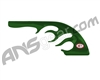 Custom Products Flame Drop Forward - Green