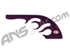 Custom Products Flame Drop Forward - Purple