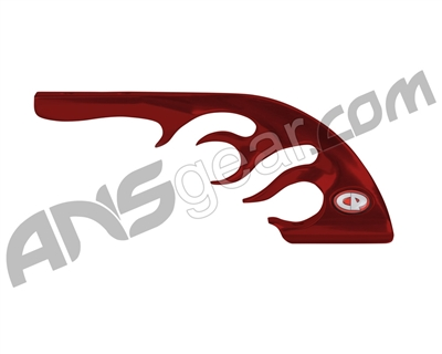 Custom Products Flame Drop Forward - Red