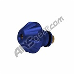 Custom Products 03 And Older Adjustable Intimidator Ram Cap - Blue