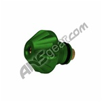 Custom Products 03 And Older Adjustable Intimidator Ram Cap - Green