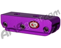 Custom Products Drop Rail - Dust Purple
