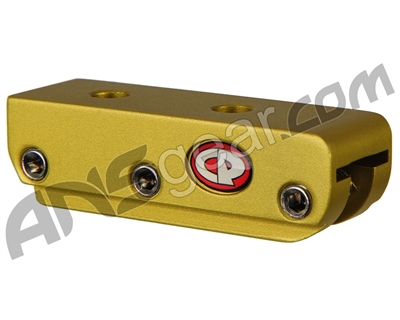 Custom Products Drop Rail - Dust Yellow