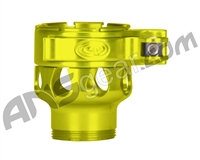 Custom Products CP Proto Rail Clamping Feed Neck - Yellow