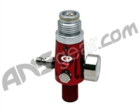 CP Compressed Air Tank Regulator - 4500 PSI - Dust Red