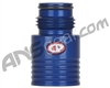 Custom Products Tank Regulator Extender - Blue