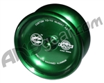 Custom Products AXL Elite Aluminum Yo-Yo - Green