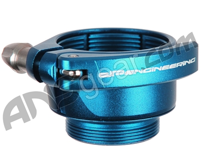 Dangerous Power Clamping Feedneck - Dust Turquoise