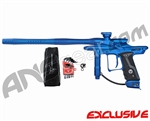 Dangerous Power Fusion FX Paintball Gun - Blue/Blue
