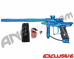 Dangerous Power Fusion FX Paintball Gun - Blue/Teal