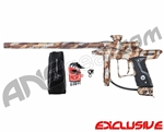 Dangerous Power Fusion FX Paintball Gun - Desert Camo