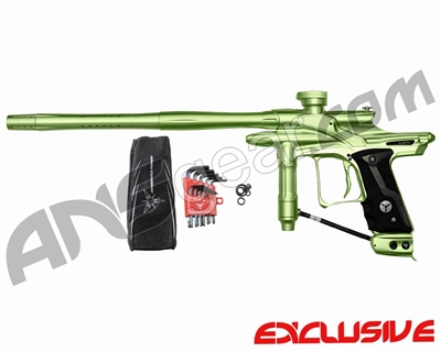 Dangerous Power Fusion FX Paintball Gun - Neon Green/Neon Green