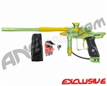 Dangerous Power Fusion FX Paintball Gun - Neon Green/Yellow